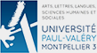 Université de Montpellier 3 - Paul-Valéry