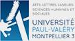 Université de Montpellier 3 - Paul-Valéry